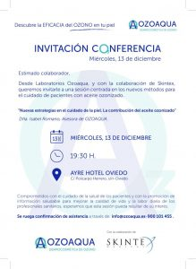 Conferencia Asturias 13 dic